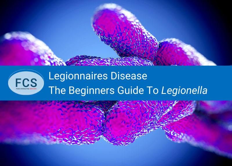 Legionella beginners guide