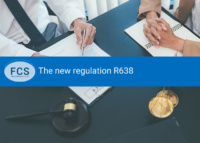 The new regulation R638