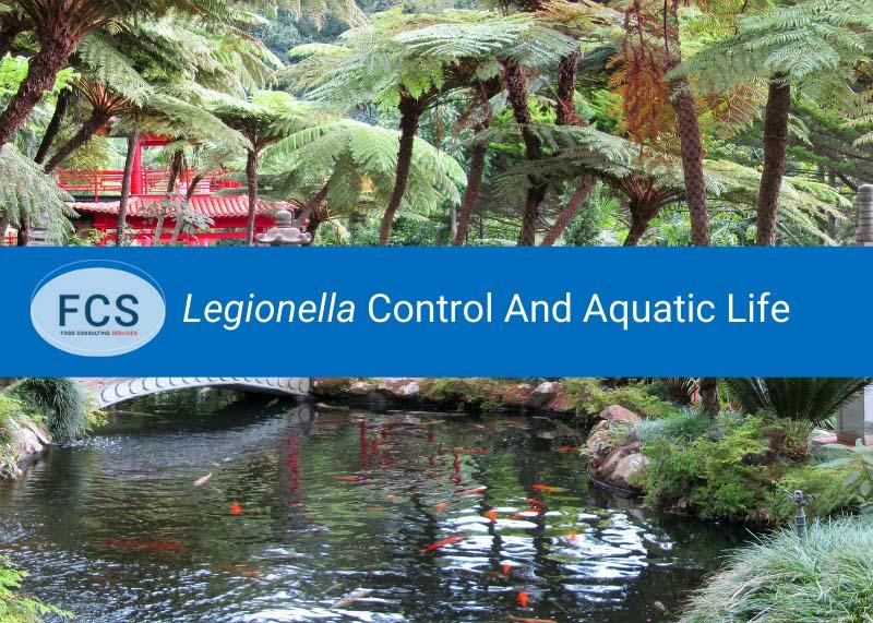 Legionella Control And Aquatic Life