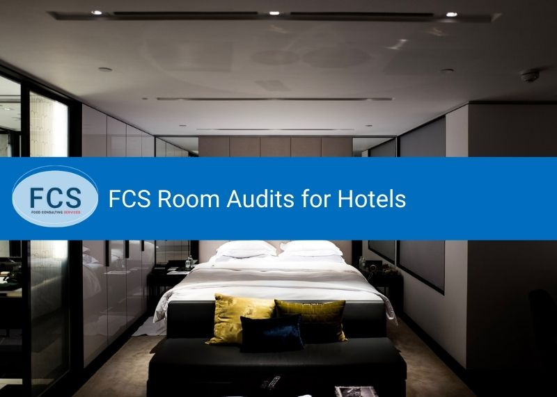 FCS Room Audits for Hotels