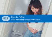 Steps To Follow: Food Poisoning Complaint Process