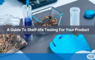 Shelf-life Testing of food