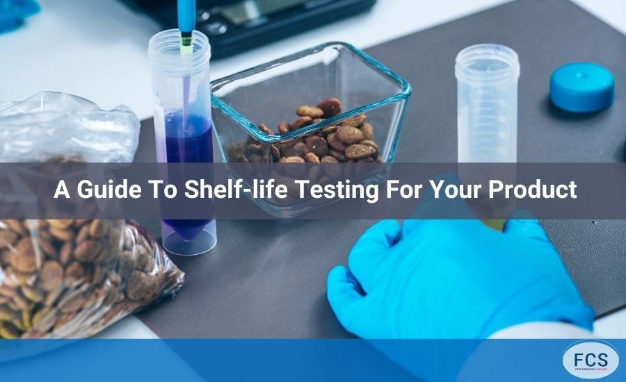 Shelf-life Testing of food