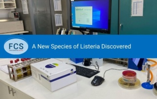 A New Species of Listeria Discovered