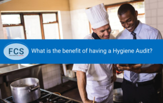 What is the benefit of having a Hygiene Audit?