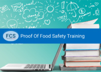 Proof Of Food Safety Training